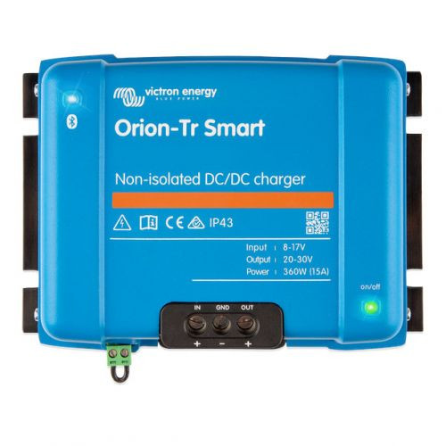 Victron Energy Orion-Tr Smart 12/12-30A DC-DC Ladebooster